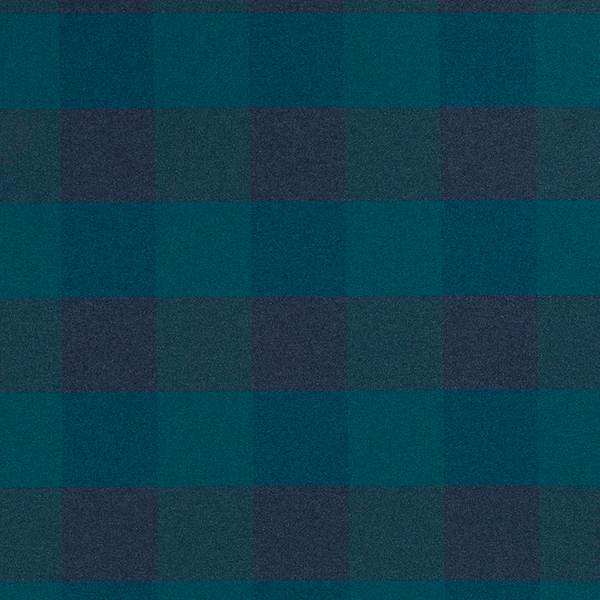 PECORE PLAID BLUE PINE