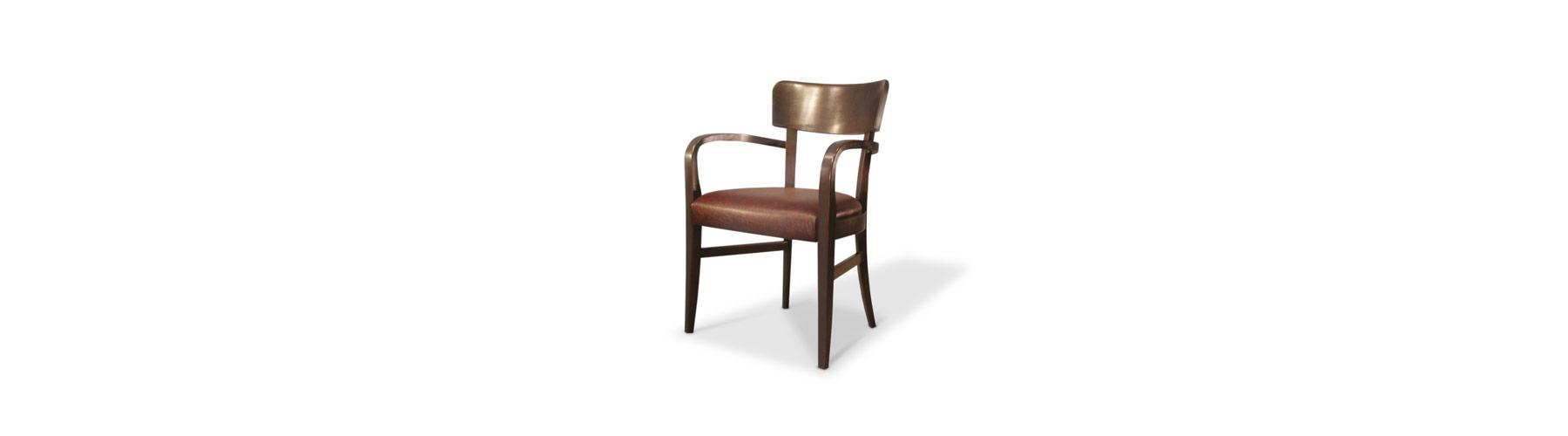 Madison avec bras - Chaise William
