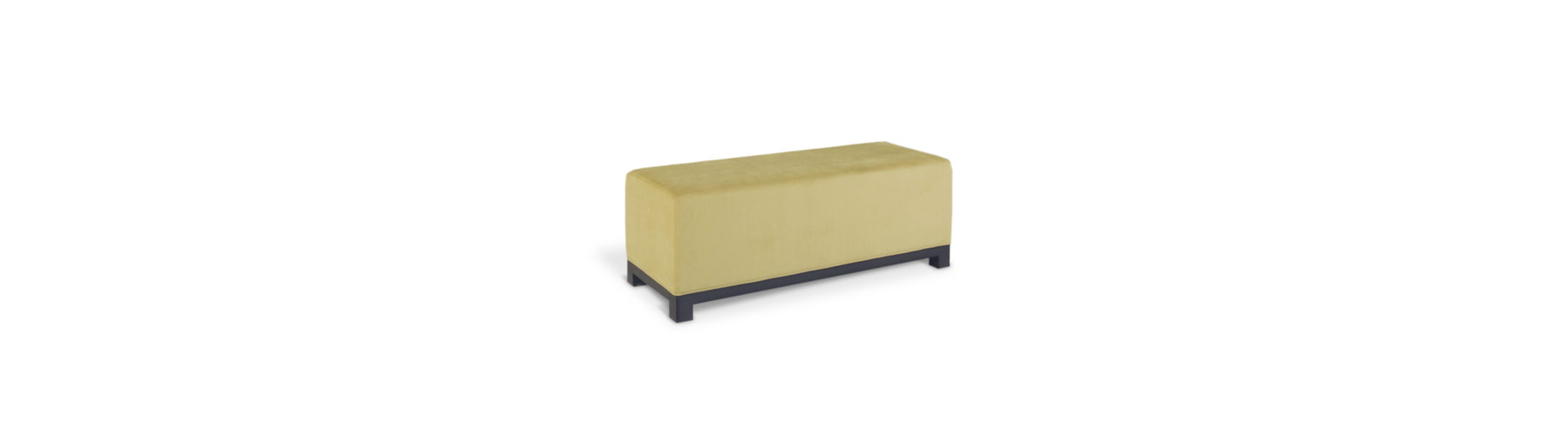 Kelly Rectangulaire - Pouf William