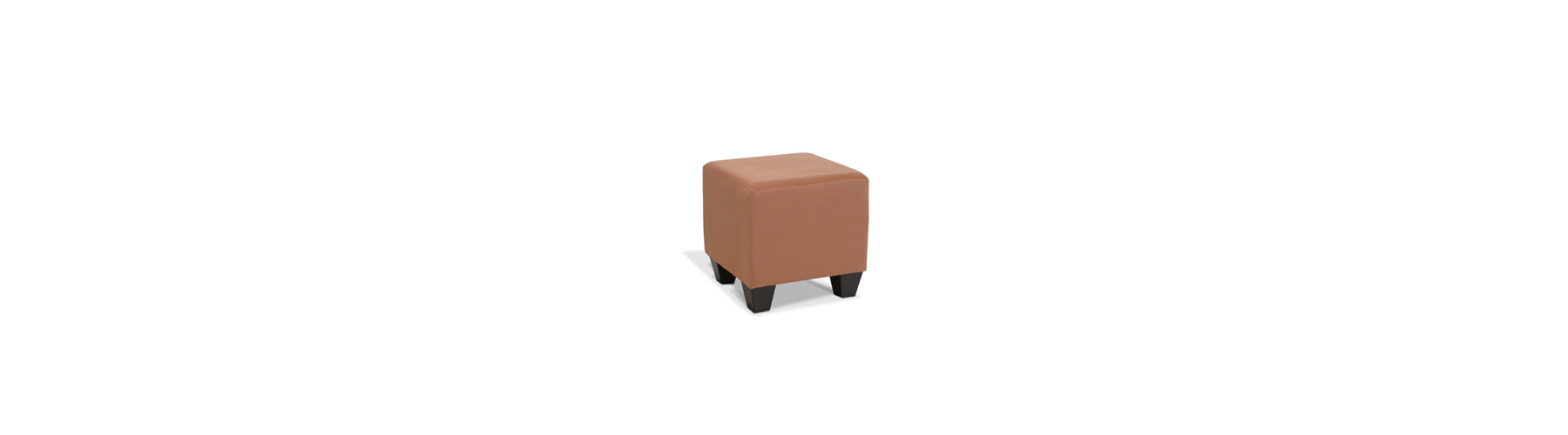 Kelly- cube - Pouf William