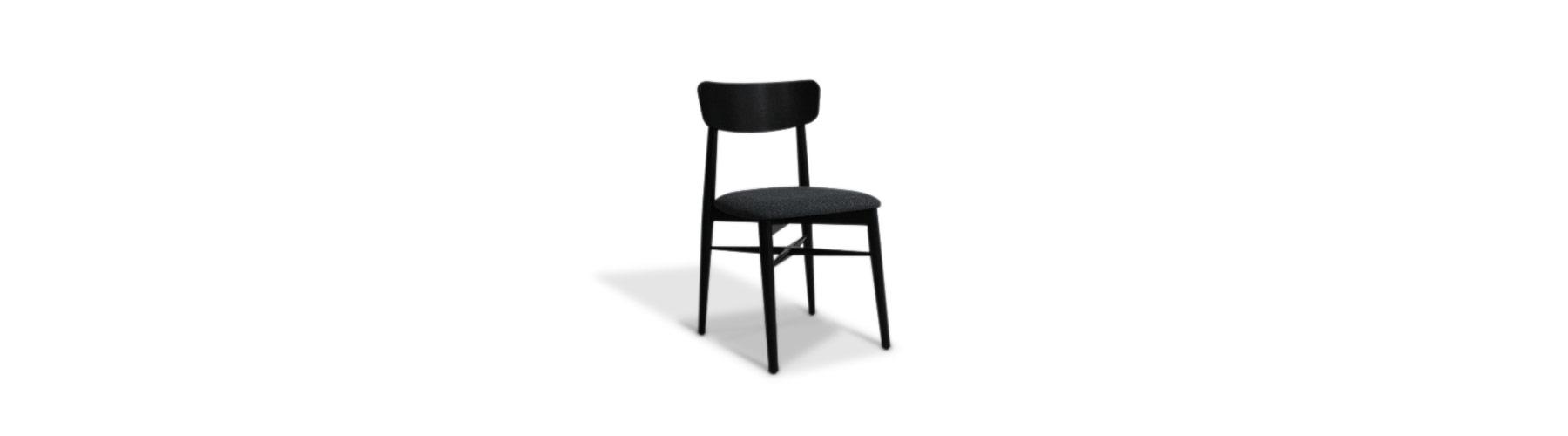 Lolo rembourré - Chaise William