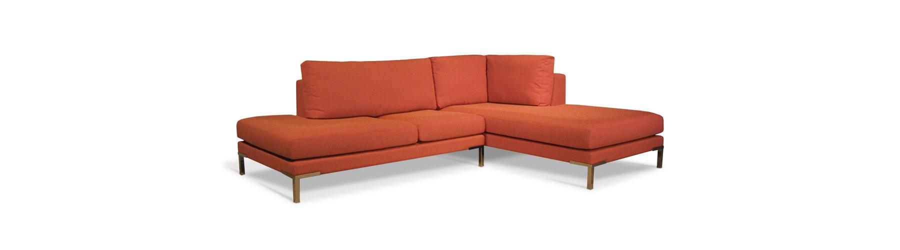 Vivianne orange - Modulaire William
