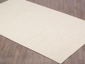 Chicago Ivoire et Beige - carpette tapis