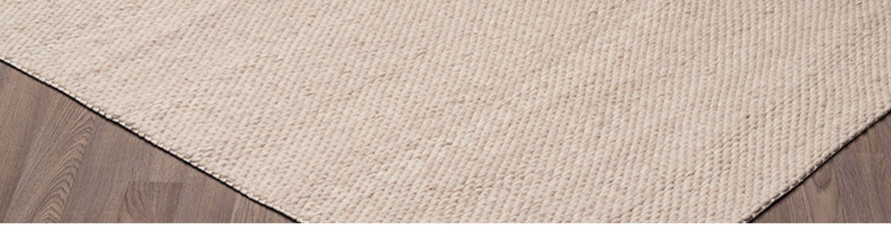 Exquisite Berber Ivoire Beige - Carpette Tapis William