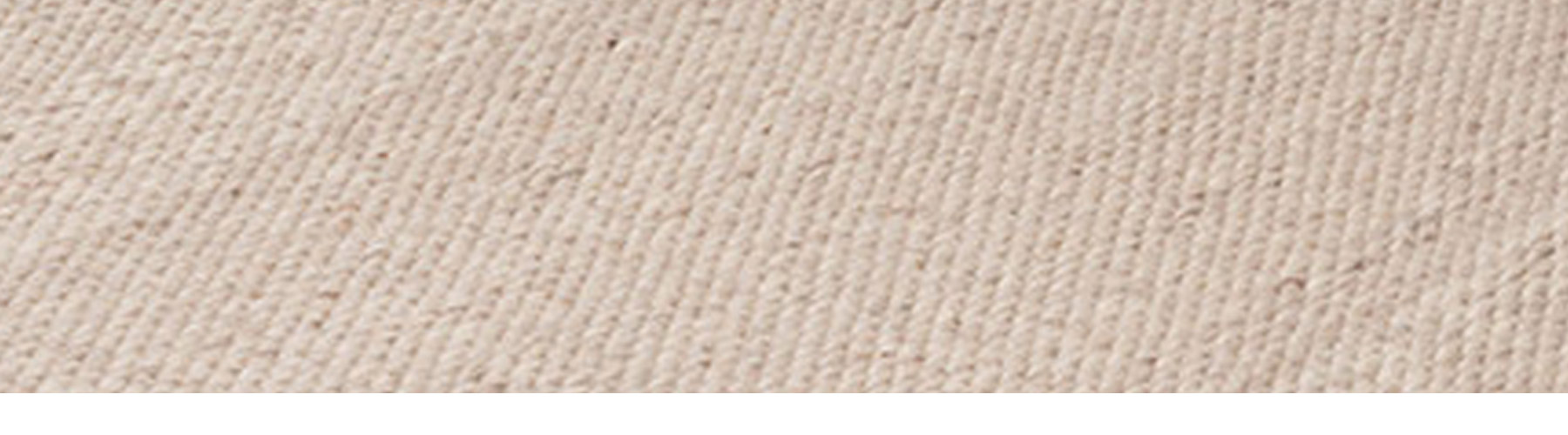 Exquisite Berber Ivoire Beige détails - Carpette Tapis William
