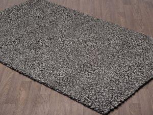 Exquisite Cailloux Noir - carpette tapis