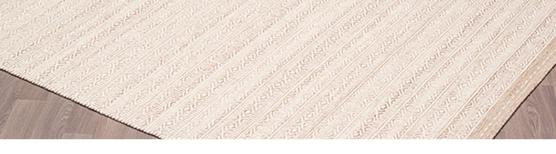 Parague Ivoire Beige - Carpette Tapis William