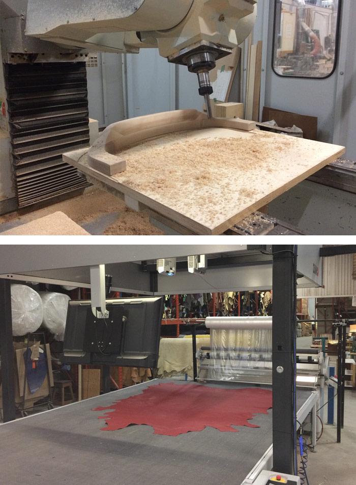 Entreprise - William fabriquant de meuble