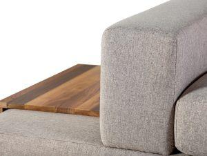 Lounge - détail - gauche