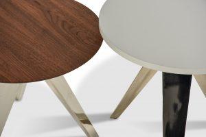 Twin - 2 tables - détails