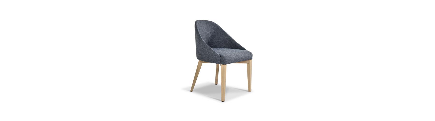 Eva - côté - Chaise - William